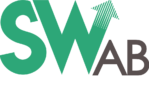 Logo SW AB, the grade of SW, brand of Polytechs