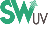 Logo SW Anti-UV, the grade of SW, brand of Polytechs