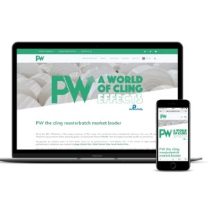 Mock-up site PW